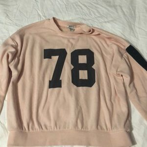brand:forever 21, Small pink sweater, very soft.